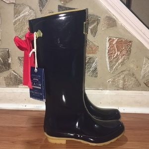 Joules T Evedon Rain 🌧 Boots NWT Offers Accepted